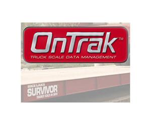 OnTrak Truck Scale Data Management